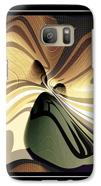 Galaxy Case featuring the photograph 321 by Steve Godleski