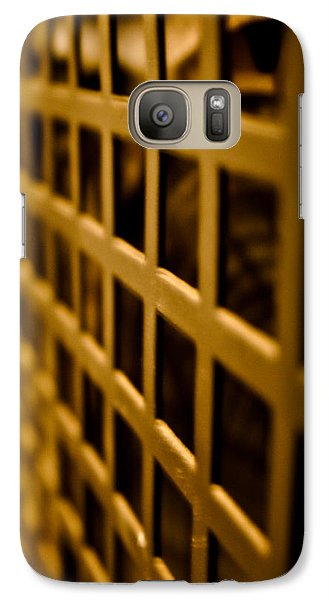 Galaxy Case featuring the photograph 4 By 12 Cab by Joel Loftus