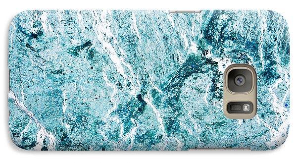 Stone Background Galaxy Case by Tom Gowanlock