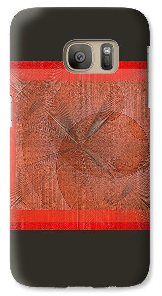 Galaxy Case featuring the digital art Wonder by Iris Gelbart