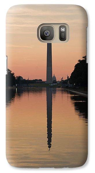 Washington Dc, Usa Galaxy S7 Case