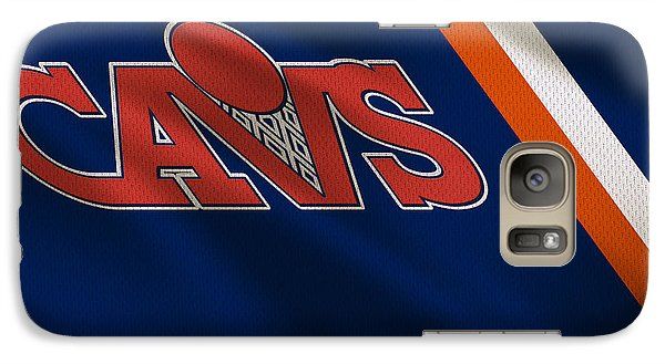 Cleveland Cavaliers Uniform Galaxy S7 Case