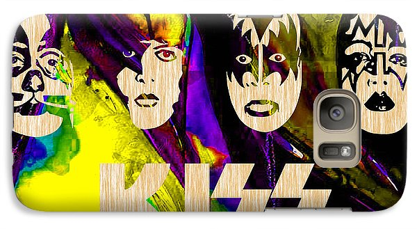 Kiss Collection Galaxy Case by Marvin Blaine