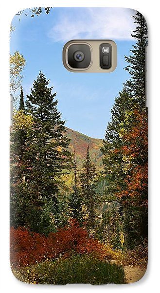 Galaxy Case featuring the photograph Natures Beauty by Bruce Bley