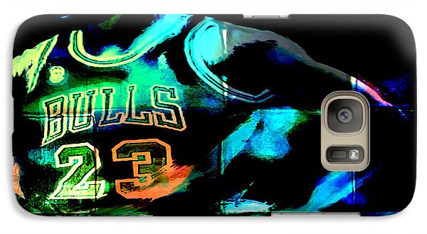 Galaxy Case featuring the digital art 5 Seconds Left by Brian Reaves