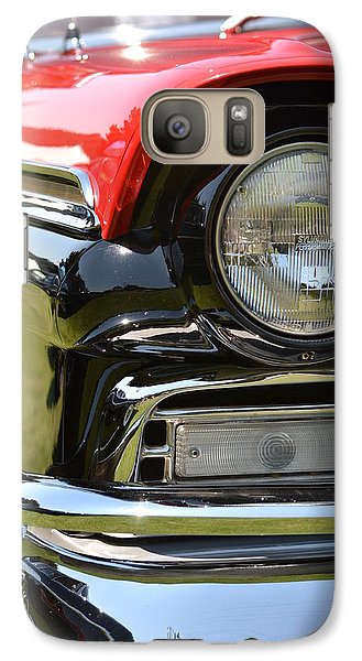 Galaxy Case featuring the photograph 50's Ford by Dean Ferreira