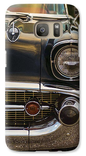 Galaxy Case featuring the photograph 57 Chevy by Wayne Meyer