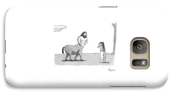 New Yorker September 7th, 2009 Galaxy S7 Case by Zachary Kanin