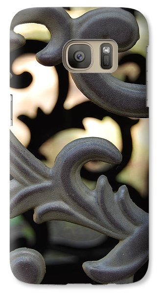 Galaxy Case featuring the photograph Untitled by Jani Freimann