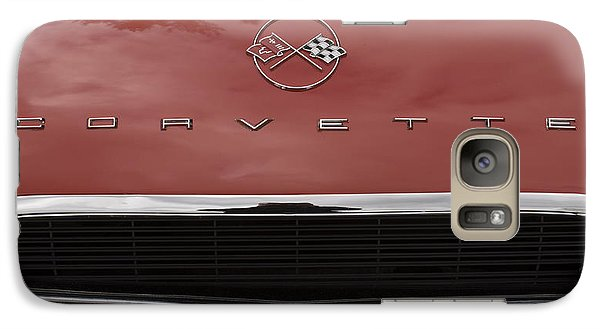 Galaxy Case featuring the photograph 62 Corvette by Wayne Meyer