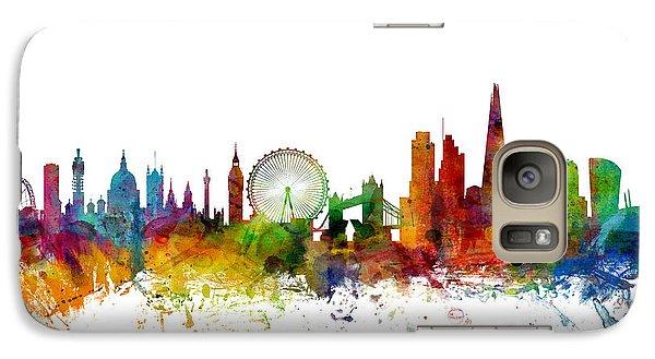 London England Skyline Galaxy S7 Case