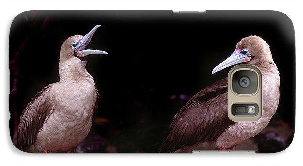 South America, Ecuador, Galapagos Galaxy S7 Case