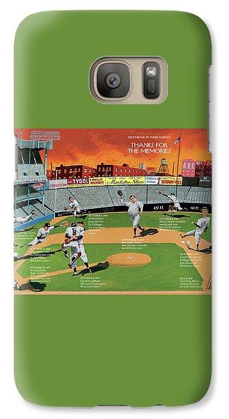 New Yorker September 22nd, 2008 Galaxy S7 Case