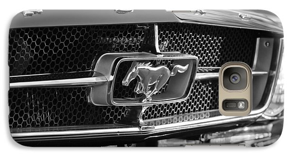 1965 Shelby Prototype Ford Mustang Grille Emblem Galaxy S7 Case