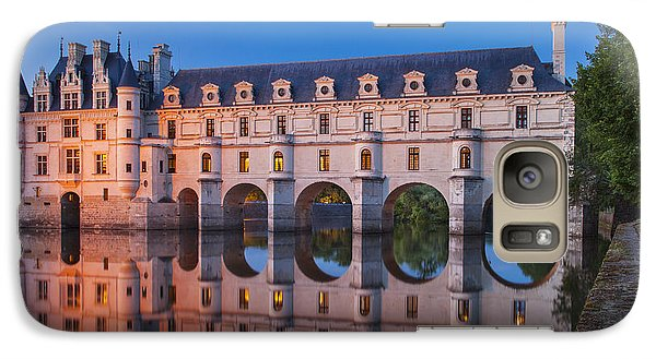 Castle Galaxy S7 Case - Chateau Chenonceau by Brian Jannsen