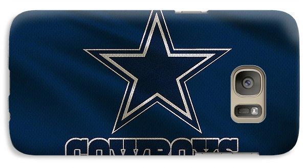 Dallas Cowboys Uniform Galaxy S7 Case