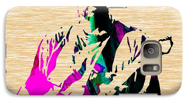Eric Clapton Collection Galaxy Case by Marvin Blaine