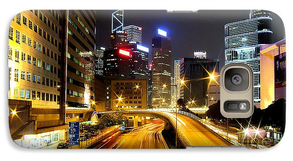 Hong Kong Galaxy S7 Case by Baltzgar