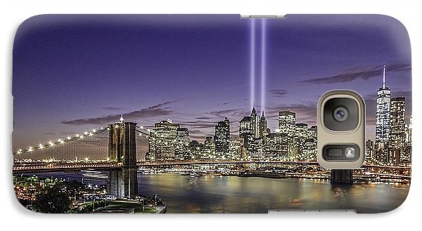 Galaxy Case featuring the photograph 9-11-14 by Anthony Fields
