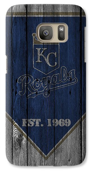 Kansas City Royals Galaxy S7 Case