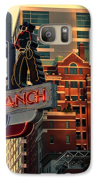 95.9 The Ranch  Galaxy S7 Case
