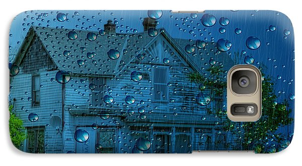 Galaxy Case featuring the photograph A Bit Of Whimsy For The Soul... by Liane Wright