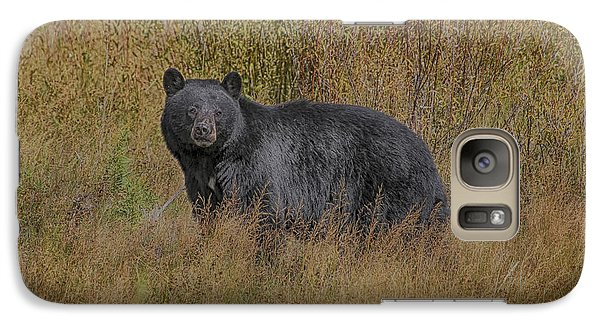 Galaxy Case featuring the photograph A Casual Glance by Gary Hall