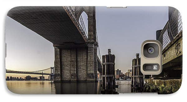 Galaxy Case featuring the photograph A Different Look  by Anthony Fields