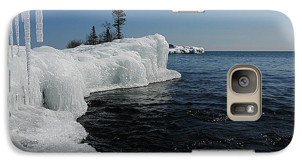 Galaxy Case featuring the photograph A Different Point Of View by Sandra Updyke