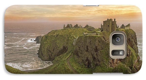 A Dunnottar Castle Sunrise - Scotland - Landscape Galaxy S7 Case