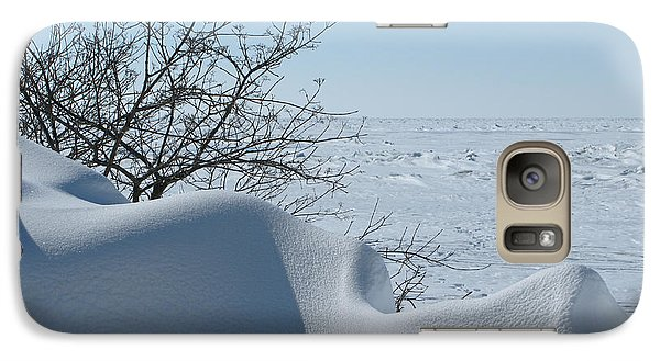 Galaxy Case featuring the photograph A Gentle Beauty by Ann Horn