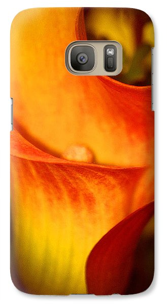 Galaxy Case featuring the photograph A Gift From Above by The Art Of Marilyn Ridoutt-Greene