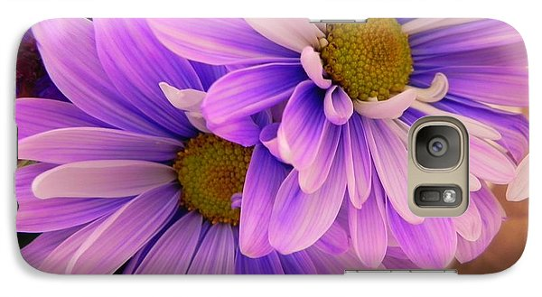 Galaxy Case featuring the photograph A Gift by Peggy Stokes