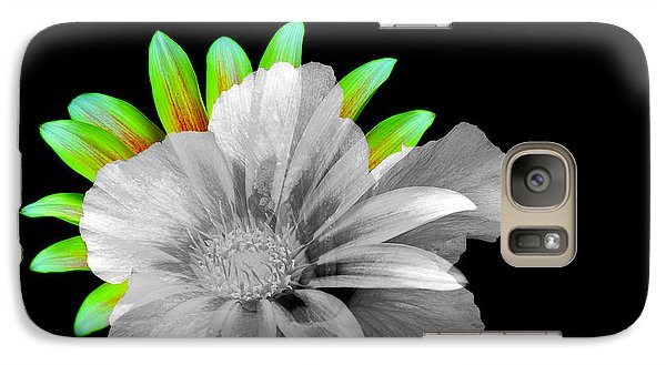 Galaxy Case featuring the photograph A Glimpse by Marwan Khoury