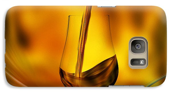 Galaxy Case featuring the digital art A Great Whisky by Johnny Hildingsson