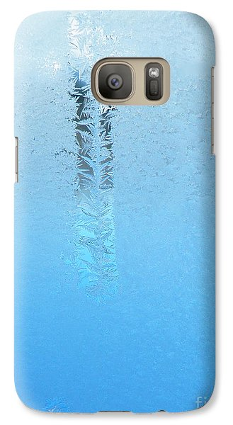 Galaxy Case featuring the photograph A Limited Horizon by Brian Boyle