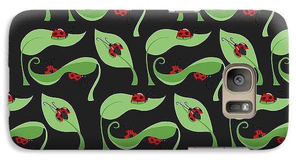 A Litte Bug Galaxy S7 Case