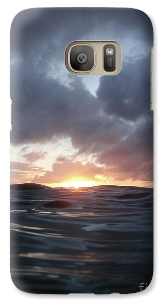 A Mermaid's Point Of View Galaxy S7 Case