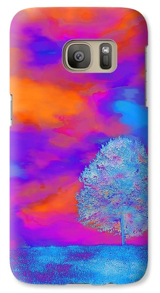 Galaxy Case featuring the digital art A Midsummer Night Dream by Mary Armstrong