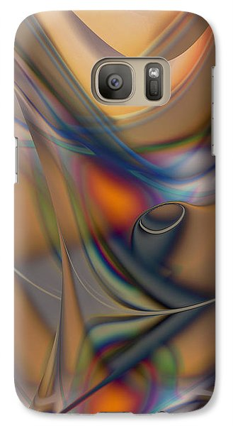 Galaxy Case featuring the digital art A Most Honorable Representative by Steve Sperry