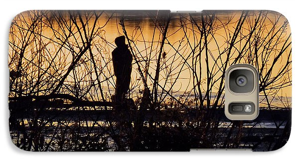 Galaxy Case featuring the photograph A New Day by Robyn King