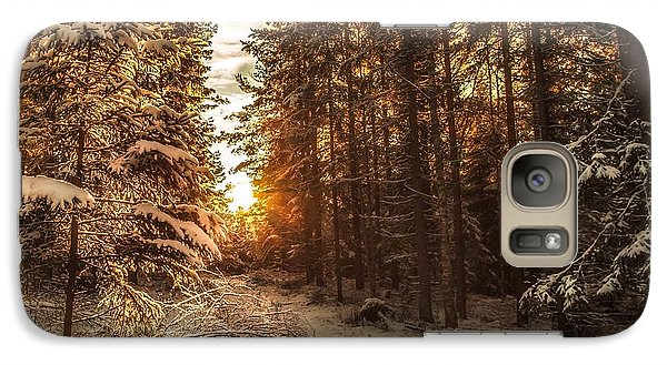 Galaxy Case featuring the photograph A New Path In Your Life by Rose-Maries Pictures