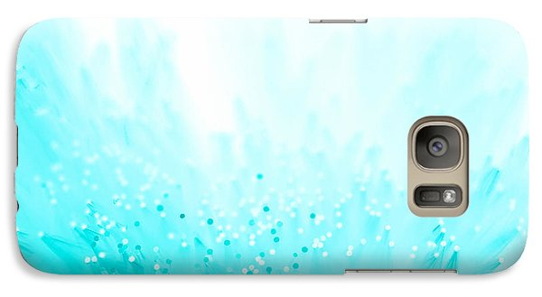 Galaxy Case featuring the photograph A Pillow Of Winds by Dazzle Zazz