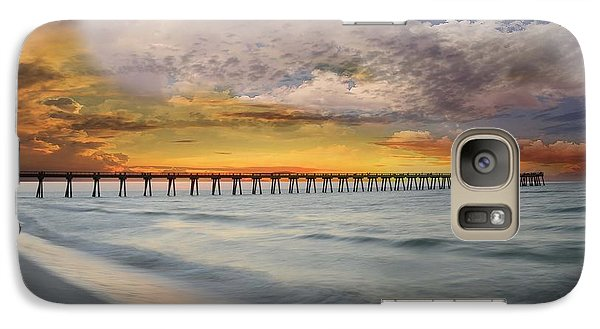 Galaxy Case featuring the photograph A Place Far Away by Renee Hardison