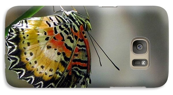 Galaxy Case featuring the photograph A Real Beauty by Jennifer Wheatley Wolf
