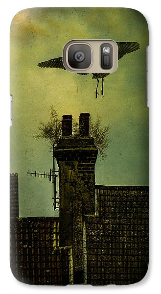 Galaxy Case featuring the photograph A Room For The Night by Chris Lord