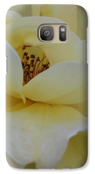 Galaxy Case featuring the photograph A Second Glance by Geri Glavis
