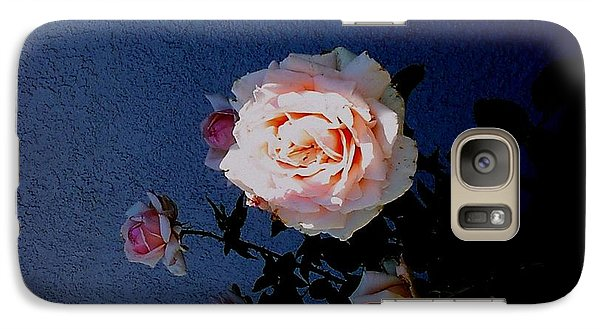 Galaxy Case featuring the photograph A Spot Of Sunlight by Fred Wilson