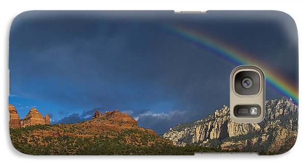 Galaxy Case featuring the photograph A Stitch In Time by Tom Kelly