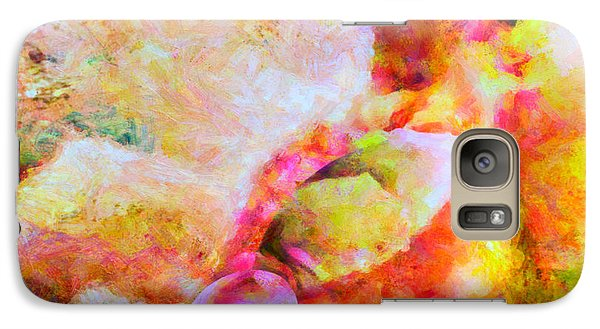 Galaxy Case featuring the painting A Summer Afternoon Love by Joe Misrasi